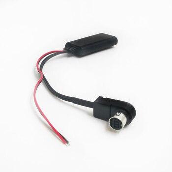 Biurlink-Cable auxiliar inalámbrico con Bluetooth 5,0, adaptador de entrada de Audio para...