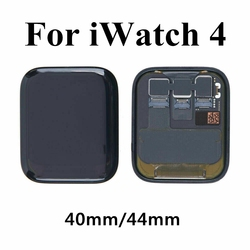 Dla Apple Watch 4 seria 4 LCD Sinbeda oryginalny wyświetlacz LTE/GPS Digitizer montaż dla iwatch 4 Series4 S4 40mm 44mm LCD w Ekrany LCD do tel. komórkowych od Telefony komórkowe i telekomunikacja na