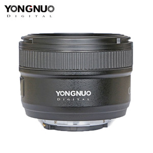 Image 3 - 永諾 YN50mm F1.8 用 D800 D300 D700 D3200 D3300 D5100 デジタル一眼レフキヤノン EOS 60D 70D 5D2 5D3 600D オリジナル