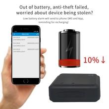 Tracker de porte intelligente, GSM et LBS, RF V13, Protection des actifs de sécurité à la maison, surveillance vocale, alarme, suivi gratuit avec application
