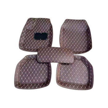Universal car floor mats for DS DS3 DS4 DS4S DS5 DS6 car accessories car styling Custom foot mats car carpet covers фото