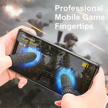 Professional Mobile Game Finger Sleeve Breathable Touch