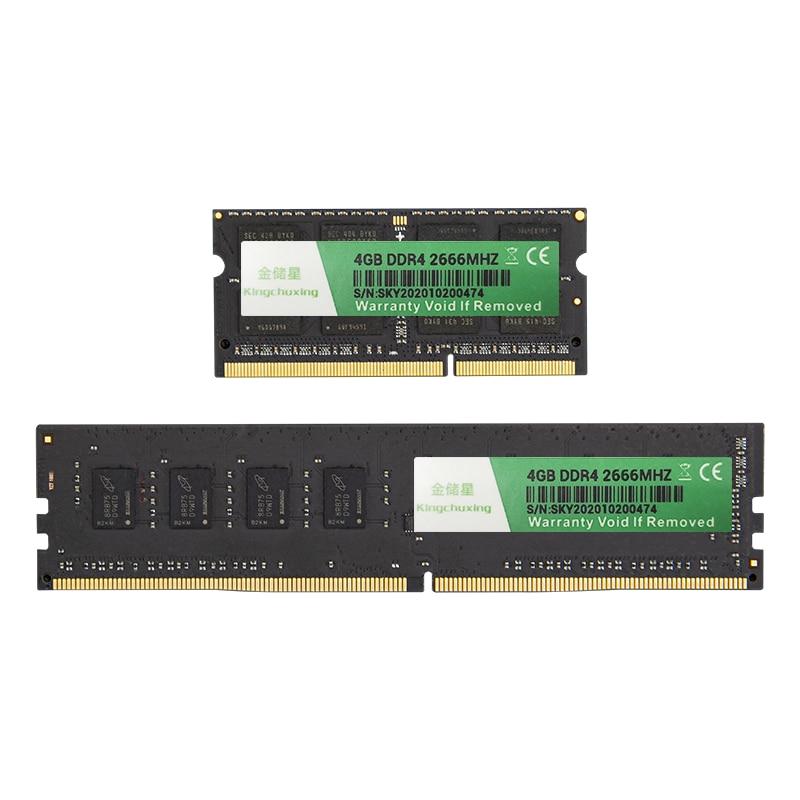 DDR4 2666mHZ 3200mHZ Memoria RAM Module DDR3 1600mHZ 1333mHZ 2400mHZ 4GB 8GB 16GB Dual Channel For Desktop Laptop Notebook PC