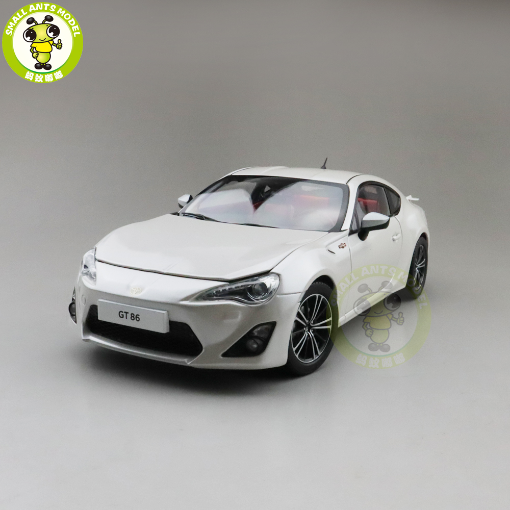 1/18 86 GT GT86 Racing Car Diecast Model Car Toys Boys Girls Gifts