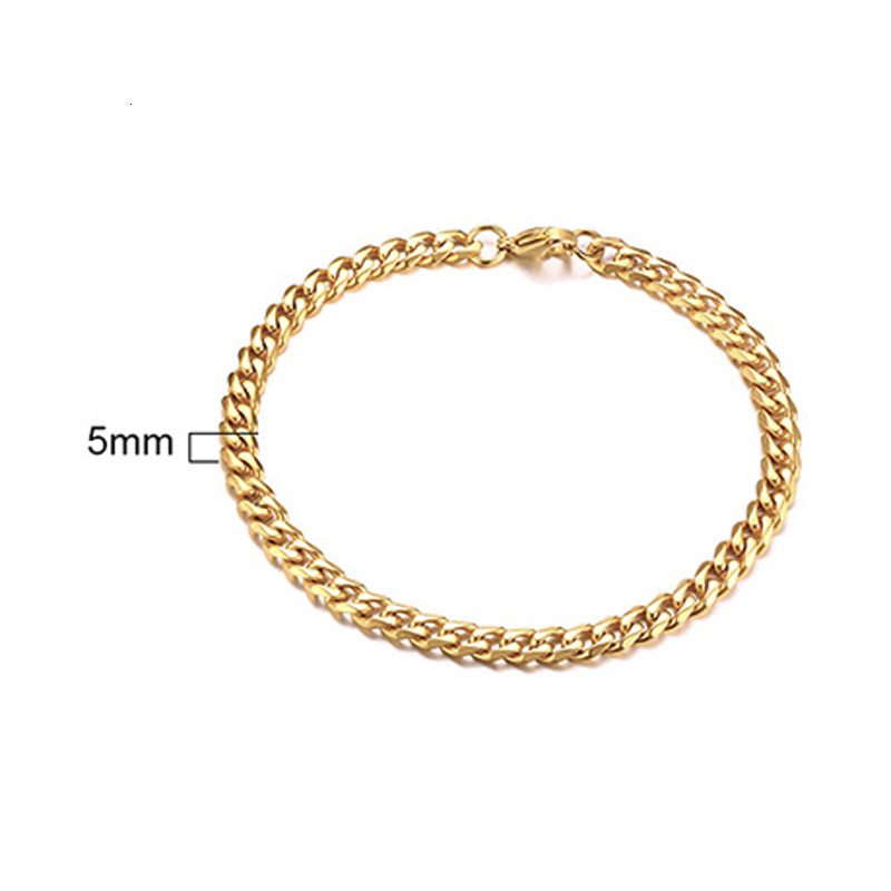 Gold 5mm