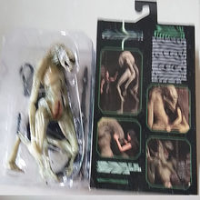 Originale NECA figura Alien resucitation Delune neonato Aliens Vs Predator 18cm action figure giocattoli regalo bambola(China)