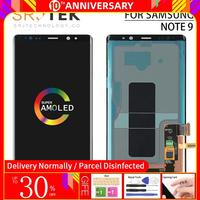 AMOLED For SAMSUNG Galaxy S10 Lite LCD G770F SM G770F/DS Touch Screen Digitizer Sensor Glass Assembly 6.7 For S10 Lite Display