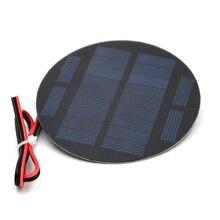 Солнечная панель 4,5 в ма поликристаллический кремниевый Стандартный эпоксидный модуль зарядного устройства для аккумулятора Сделай Сам Ми...