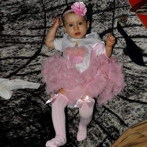 Детская юбка-пачка для девочек 6-24 месяцев