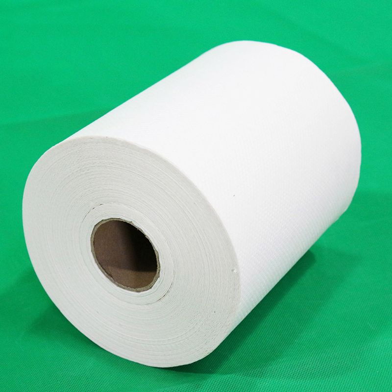 Soft Toilet Paper High Capacity Hard Roll Paper Towels Paper Roll Towel Big Size 50JF