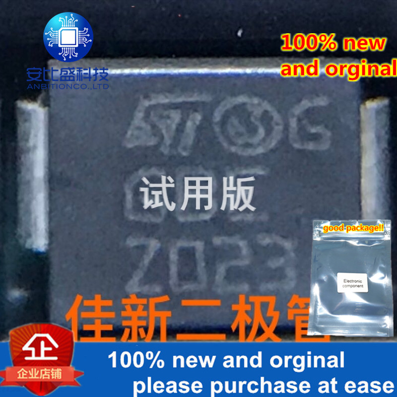30pcs 100% New And Orginal SMCJ85CA 85V Two-way TVS Protection Tube DO-214AB Silk Screen GBE  In Stock