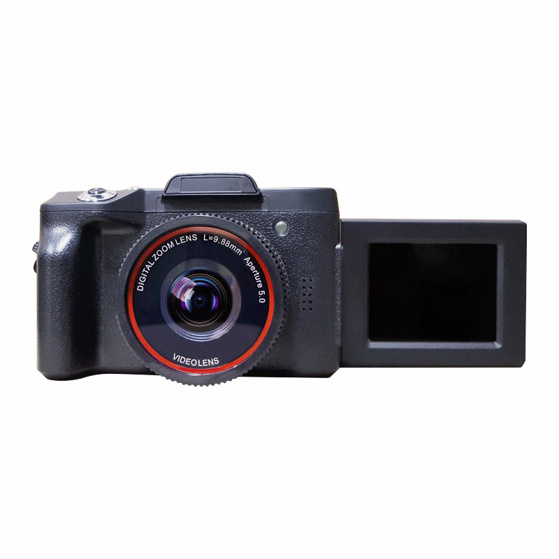 Digital Video Camera Full HD 1080P 16MP Recorder with Wide Angle Lens for YouTube Vlogging GDeals