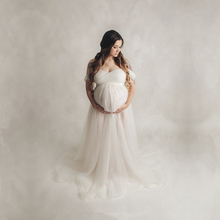 Maternity Photography Props Bodysuits and Tulle Skirt Sets Maternity Photo Shoot