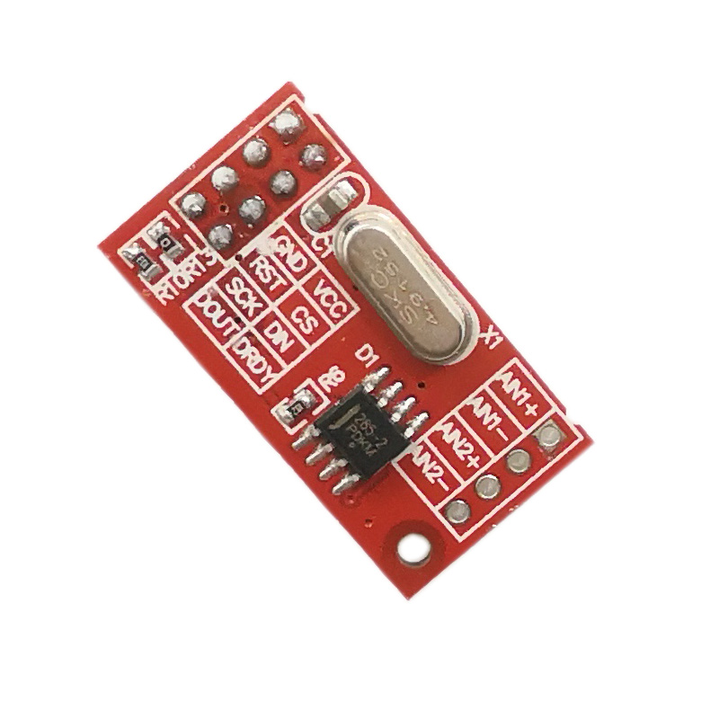 AD7705 Data Acquisition Module 16 Bit Dual Channel ADC Module PGA SPI Interface Chip TM7705 With Analog Input Buffer