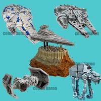 Empire Over Jedha First Order Heavy Assault Walker Falcon Fit  Star Wars Building Block Bricks 75105 75189 75212 Toy Kid|Blocks|Toys & Hobbies -