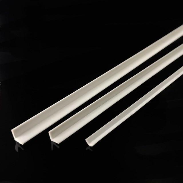 ABS tube rod L rod building model materials diy model making 2