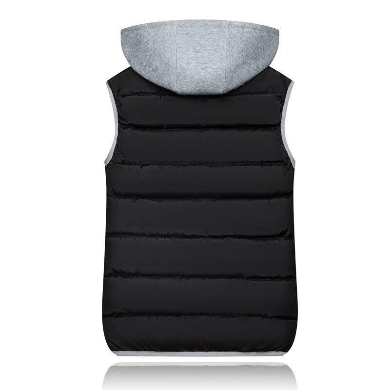 H49778a797e2c42d4ae3a9dccbd215f3d1 2019 Winter Coat Women Hooded Warm Vest Plus Size Candy Color Cotton Jacket Female Women Wadded Feminina chalecos