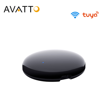 AVATTO Tuya WiFi IR Remote Control for Air Conditioner TV, Smart Home Infrared Universal Remote Controller For Alexa,Google Home 1