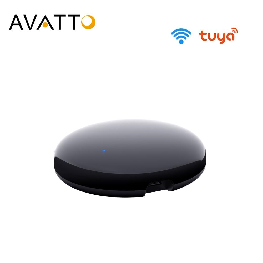 Tuya Universal WiFi Smart Infrared Remote Controller Smart Life APP Control NEW