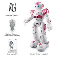 RC Robot Intelligent Programming Remote Control Robotica Toy Biped Humanoid Robot For Children Kids Birthday Gift Present