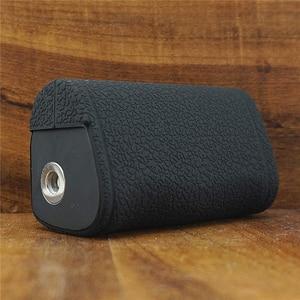Image 5 - Texture Case for ASMODUS Minikin 3S 200w Kit Box mod Vape Kit Silicone Cover Skin Sleeve wrap Protective Gel for Minikin V3