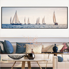 Self-adhesive Poster wall art painting modern picture sticker on home decor for bedroom room flower paper
