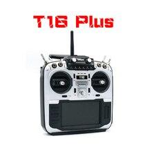 лучшая цена Jumper T16 Plus /T16 Pro Hall Gimbal Open Source Multi-protocol Radio Transmitter JumperTX 2.4G 16CH 4.3 inch LCD for FPV Drone