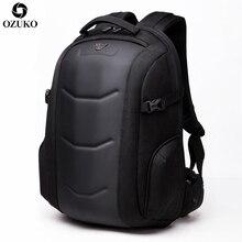 2020 Ozuko Fashion Business Laptop Rugzak Mannen Multifunctionele Waterdichte Oxford Rugzak Toevallige Schooltas Voor Tiener