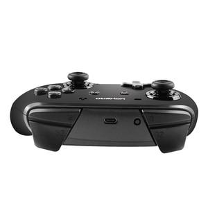 Image 5 - אלחוטי Bluetooth Gamepad בקר משחק ג ויסטיק עבור Nintendo מתג קיטור Windows אנדרואיד
