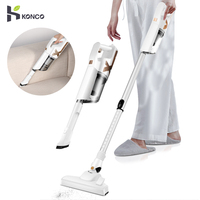 Konco Wireless Smart Vacuum Cleaner Rechargeable Fast Charge Dust Collector Strong Suction Household Cleaning New Technology