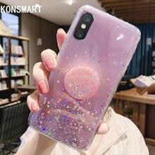KONSMART Glitter Silicone Case For Xiaomi
