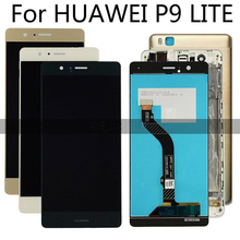 LCD Screen for Huawei P9 Lite VNS-L21 G9 Touch Screen Digitizer LCD Display Assembly Frame