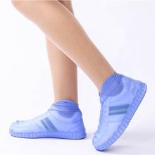 Rainday Waterproof Shoe Cover Silicone Outdoor Rainproof Walking Hiking Skate Camping Accessory