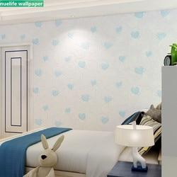 Cartoon liefde roze patroon vliesbehang woonkamer slaapkamer kinderkamer kantoor winkel TV achtergrond muur papier