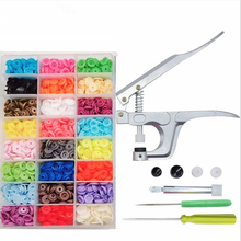 Direct Selling Resin Button For Clothing Fastener Snap Pliers Press Machine Sewing Accessory Tool Revolver Metal Plastic Bottons free shipping metal grommet machine hand press rivet spot snap button mould tool fit