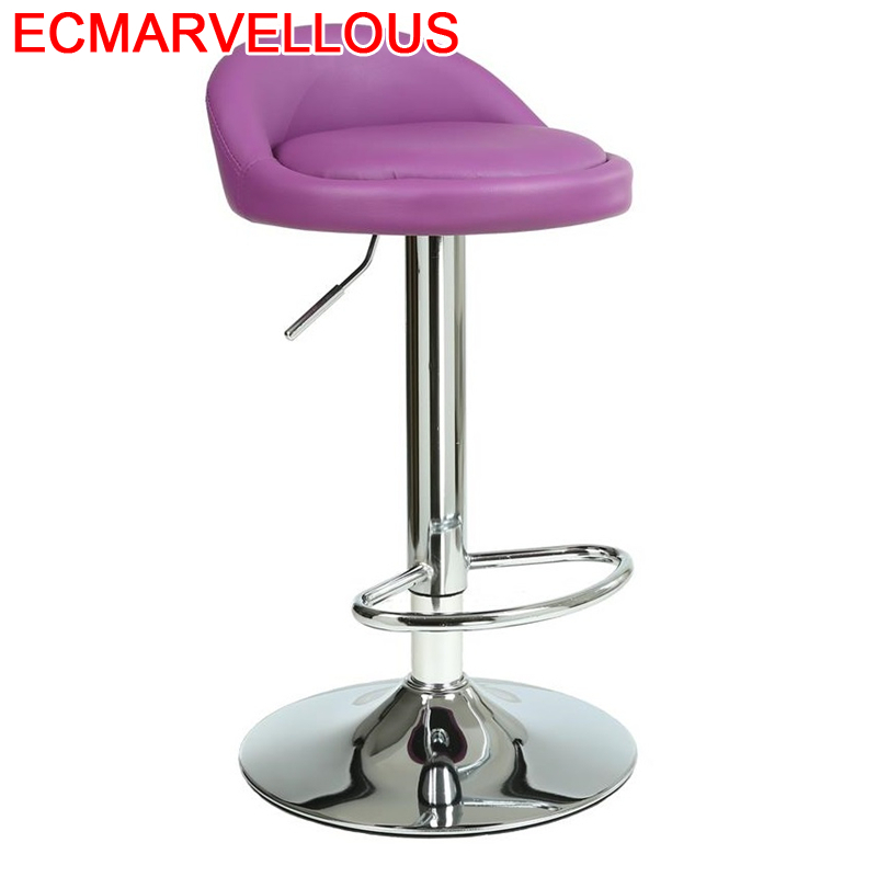 Ikayaa Table Taburete De La Barra Banqueta Todos Tipos Sandalyesi Kruk Fauteuil Barkrukken Cadeira Stool Modern Silla Bar Chair