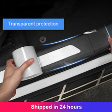 Film de Protection Transparent anti-rayures, peinture automobile, autocollant de Protection anti-rayures, bande Nano