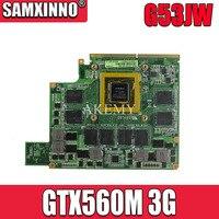 1 adet Mxmiii VGA ekran kartı GTX 560m GTX560M kartı ASUS G73SW G73JW G53SW G53SX G53JW VX7 3GB