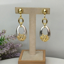 Yumingtai boucles doreilles pour femmes, bijoux de Costume de dubaï, belles gouttes, FHK10316