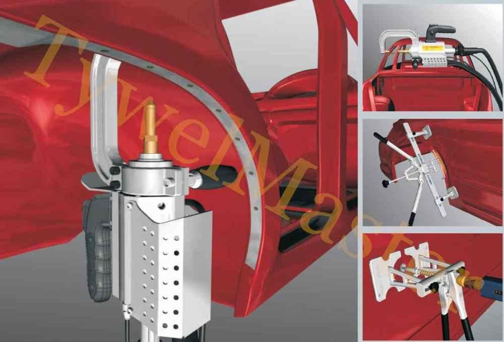 Быстрый Съемник точечной сварки быстрый потянув блок ремонта кузова автомобиля инструмент небольшой выравнивания бар подъемник