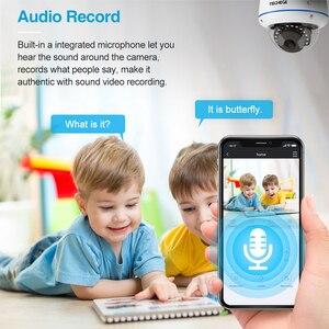 Image 3 - Techege 1080P אלחוטי אבטחת CCTV המצלמה מערכת 8CH WiFi NVR ערכת Vandalproof כיפת IP מצלמה מקורה P2P וידאו מעקב סט