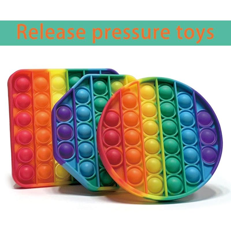 Забавные детские игрушки, хорошая головоломка-партнер для декомпрессии, игрушки-антистресс, антистрессовая игрушка для взрослых и детей