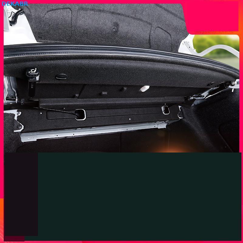 2014-2017 Mazda 3 Angkesaila Luggage Insulation Cotton Trunk Insulation Board Cover Plate Insulation Cotton Lining Modification