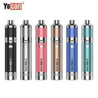 Yocan Evolve Plus-Kit de iniciación Original, vaporizador de cera con batería de 2020 mah, varilla de cuarzo, bobina, cigarrillo electrónico, versión 1400