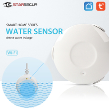 Water Leakage Sensor for Smart House Water Detector Water Wifi Leakage Protection High Sensitivity Water Alarm стоимость