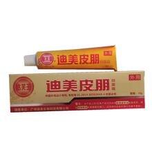Dimei pipen Антибактериальный травяной крем против зуда для