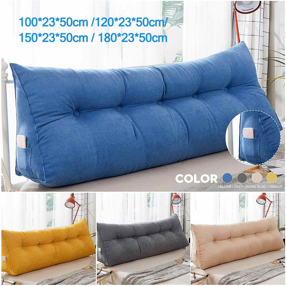 Backrest Cushion Sofa Cushions Bed