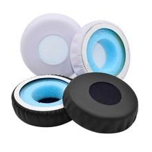 OOTDTY oreillettes pour Sony MDR-XB400 XB400 XB 400 casque remplacement mousse cache-oreilles coussin d'oreille accessoires de haute qualité