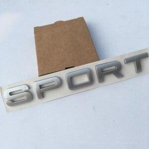 Image 5 - กีฬาEVOQUE HSE LUXURY Si4 SCV6 SDV6 SDV8ตัวอักษรจำนวนAutobiography Bar Emblem Badgeรถจัดแต่งทรงผมTrunkสติกเกอร์สำหรับLand rove