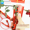 Rose pricking forceps Chinese rose thorn remover iron pricking Clip Flower roll thorn remove leaves thorn artifact